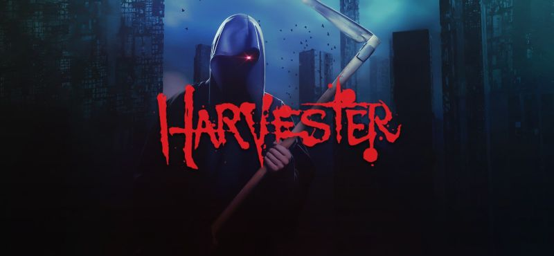 Harvester Macintosh Front Cover 2nd version