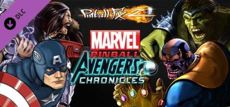 Pinball FX2: Marvel Pinball - Avengers Chronicles