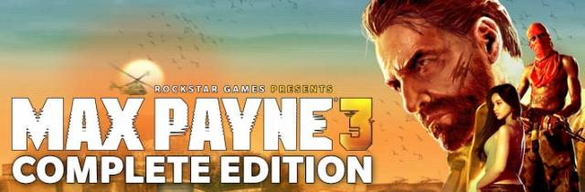 Max Payne 3 Complete Edition 2013 Box Cover Art Mobygames