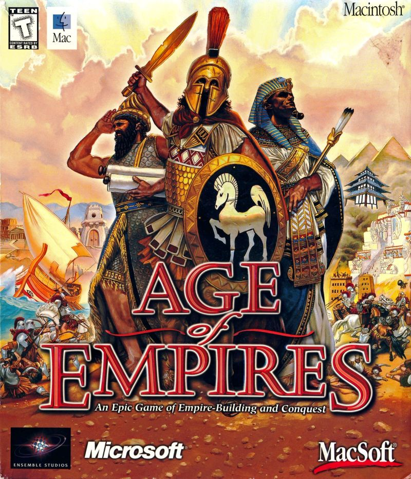 Age of Empires for Macintosh (1999) - MobyGames