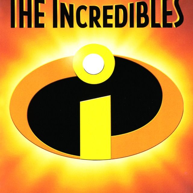 The Incredibles PlayStation 3 Front Cover