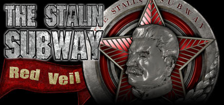 The Stalin Subway: Red Veil Windows Front Cover