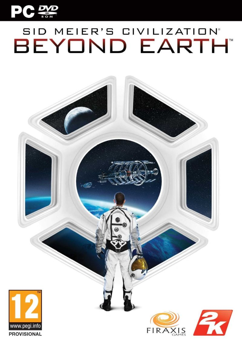 Sid Meier's Civilization: Beyond Earth Windows Front Cover
