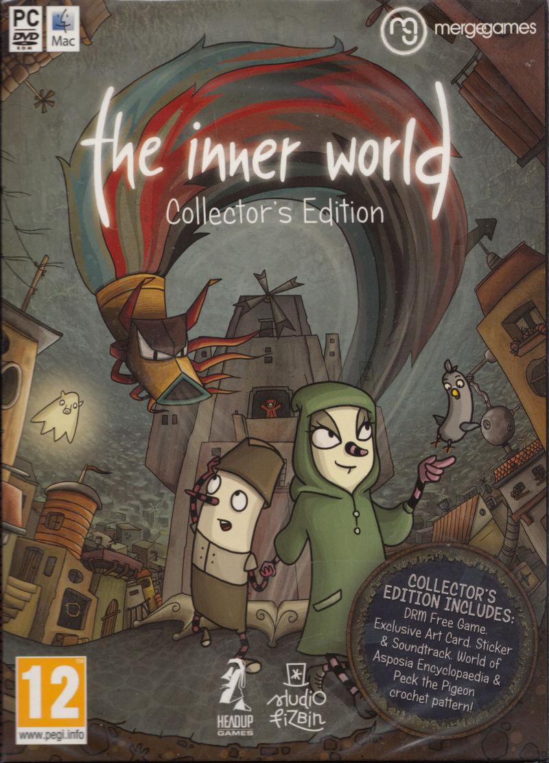 The Inner World: Collector's Edition