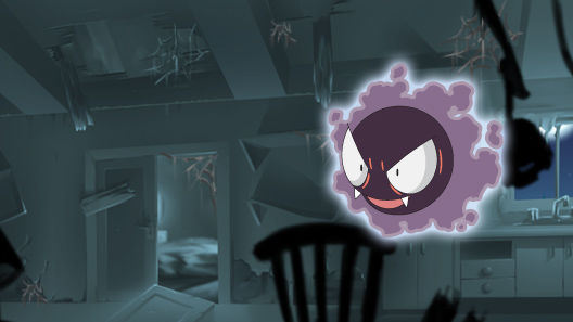 Gastly's Hidden Haunt! Browser Front Cover