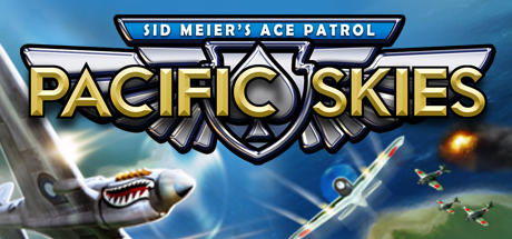 Sid Meier's Ace Patrol: Pacific Skies Windows Front Cover