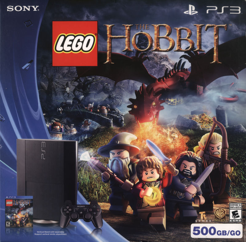 New Lego Games For Ps3 : Lego the hobbit for playstation mobygames