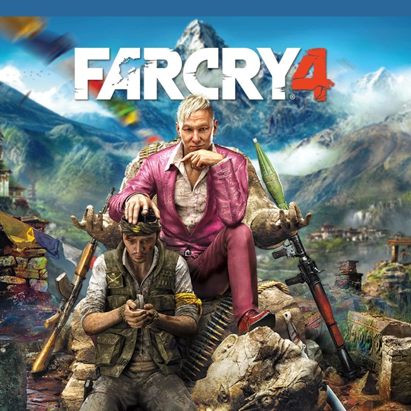 Far Cry 4 for PlayStation 3 (2014) - MobyGames