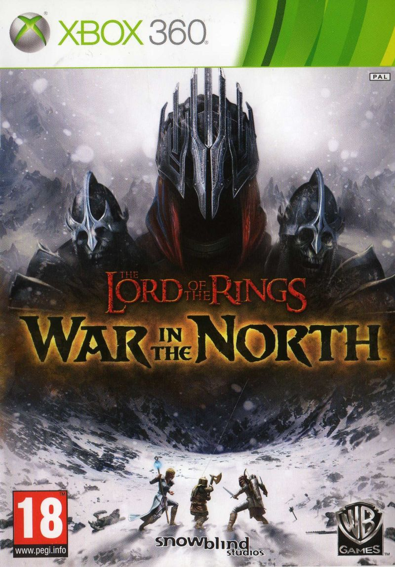 The Lord of the Rings: War in the North for Xbox 360 (2011