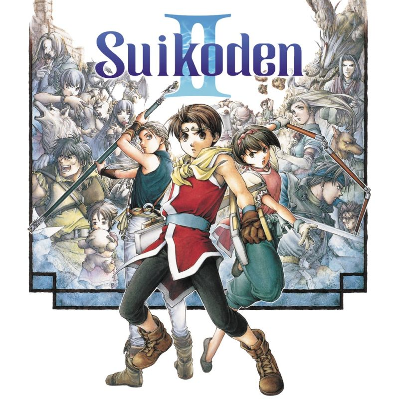 Suikoden 2 cover