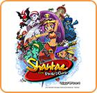 Shantae and the Pirate's Curse Nintendo 3DS Front Cover
