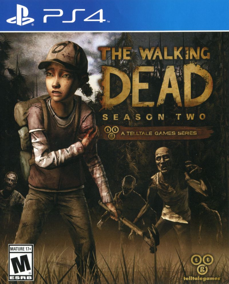 The Walking Dead Game 2019