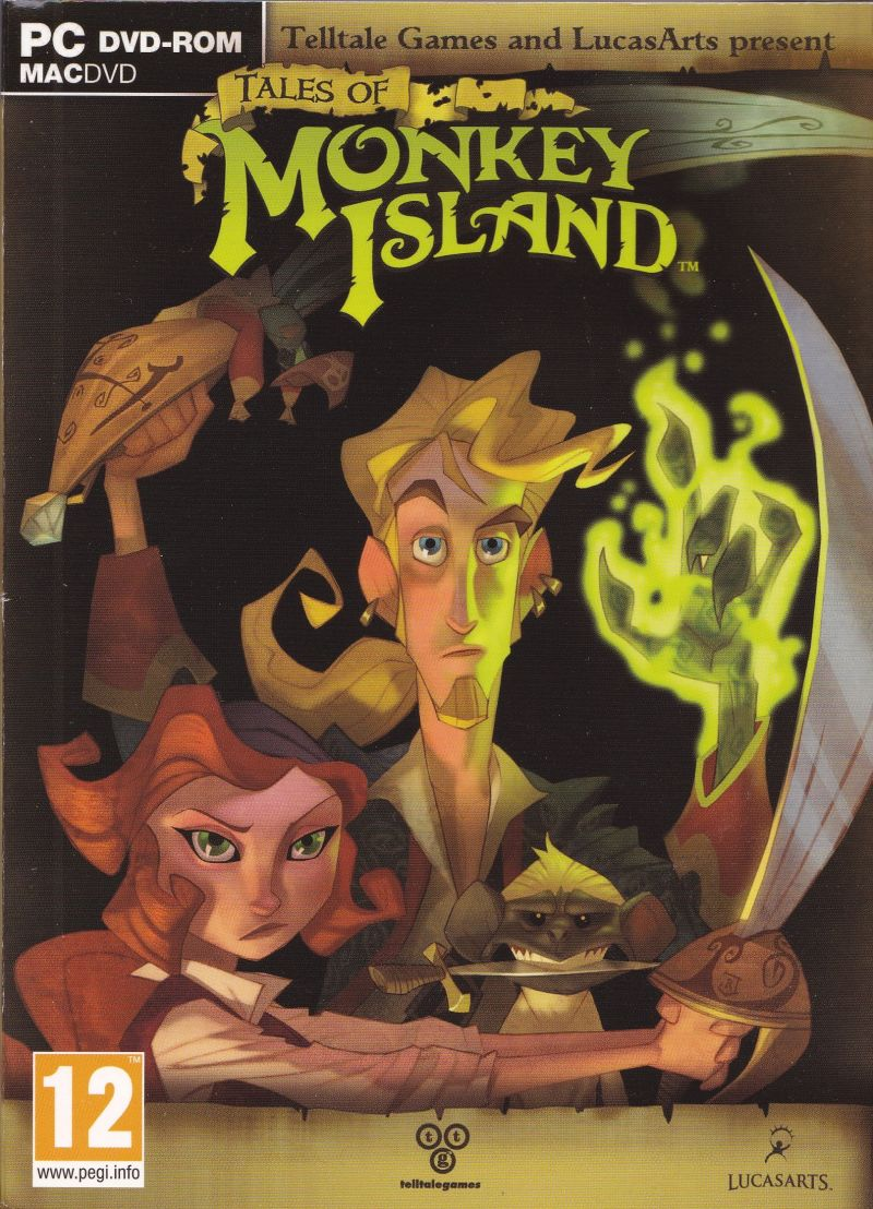 Tales of Monkey Island: Premium Edition