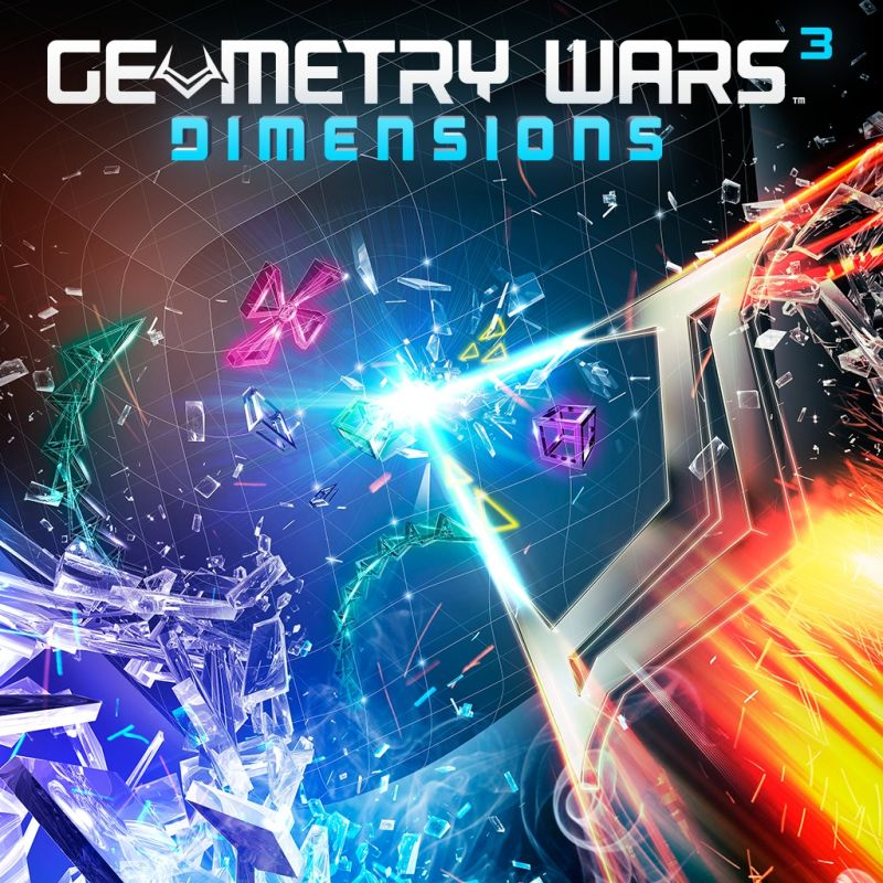 Geometry Wars 3: Dimensions Android Gameplay - YouTube