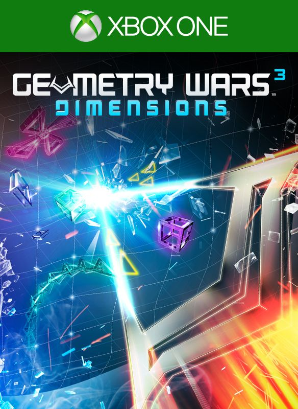 xbox one geometry wars 3 dimensions evolved single. Black Bedroom Furniture Sets. Home Design Ideas