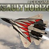 "Ace Combat: Assault Horizon - PAK-FA ""Akula"" PlayStation 3 Front Cover"