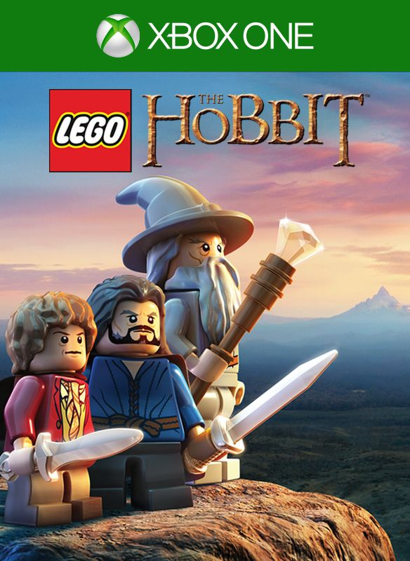 LEGO The Hobbit for Xbox One (2014) - MobyGames