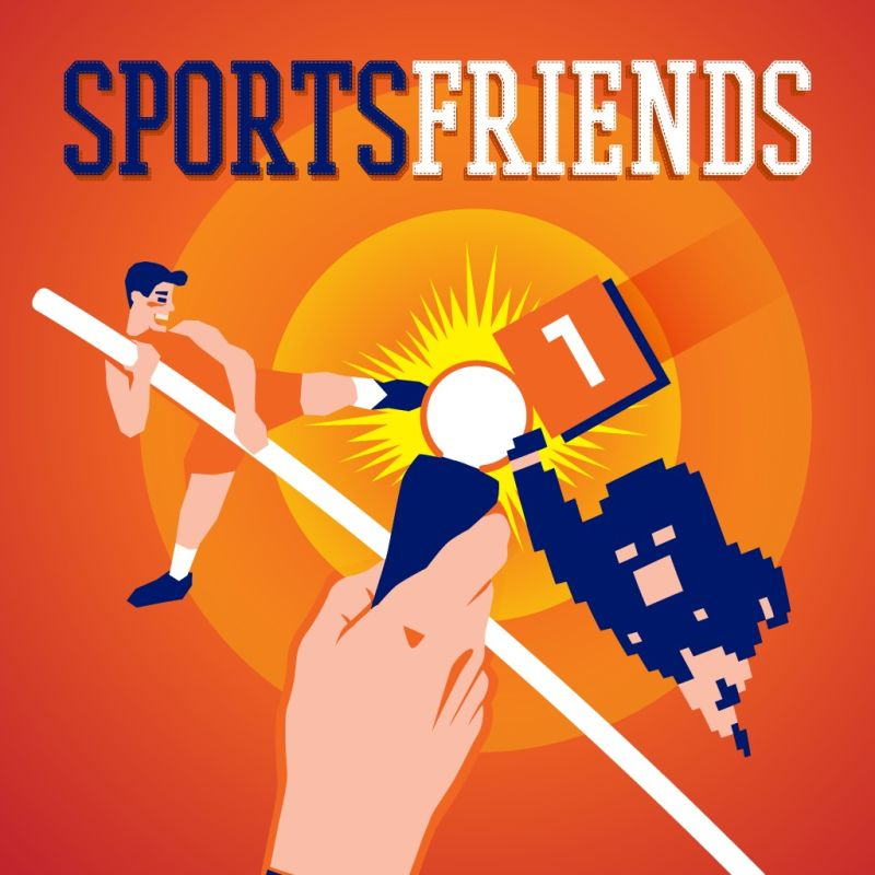 Sportsfriends PlayStation 3 Front Cover
