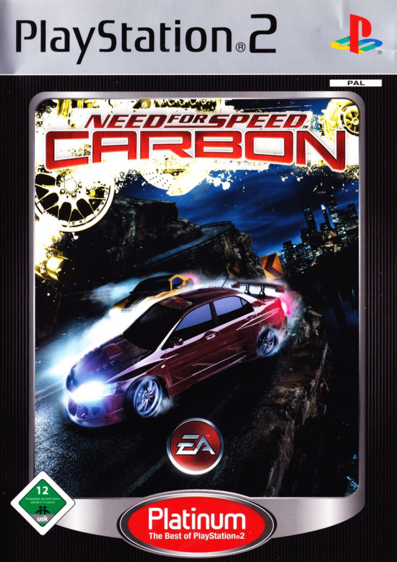 Need for Speed: Carbon for PlayStation 2 (2006) - MobyGames Ps2 Need For Speed