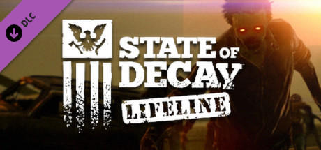 State of Decay: Lifeline Windows Front Cover