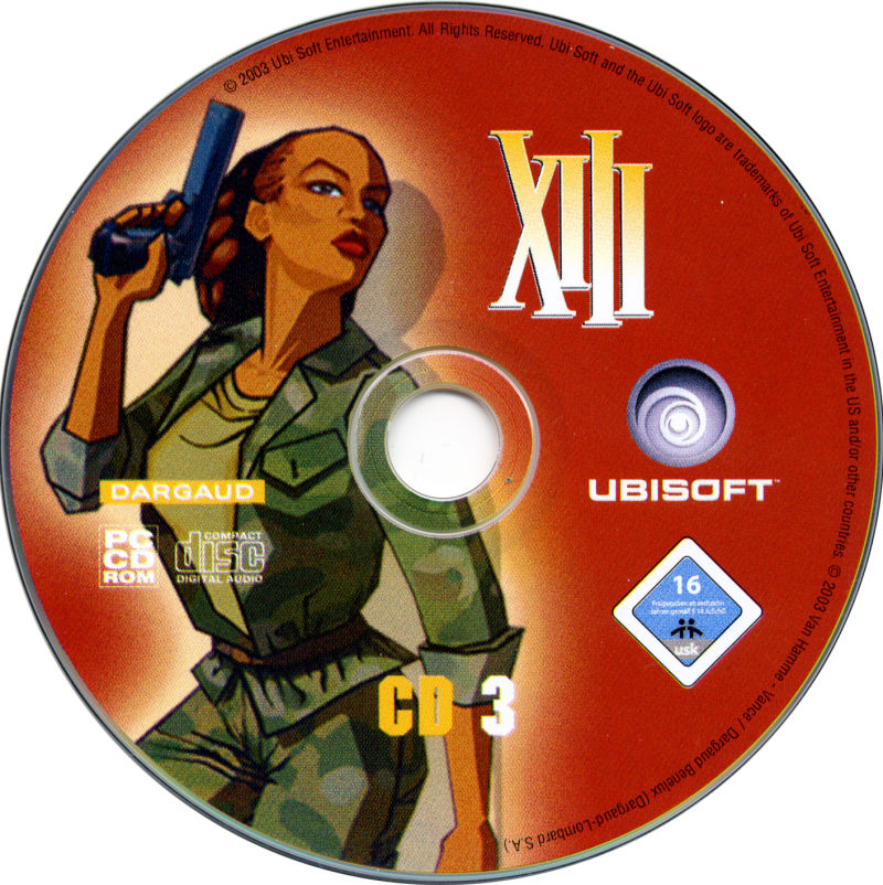 XIII Windows Media Disc 3