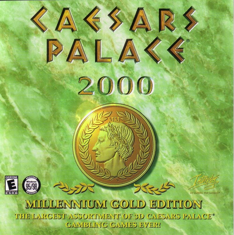 Caesars Palace 2000 Windows Front Cover