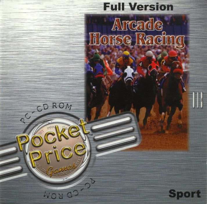 Arcade Horse Racing Windows Front Cover
