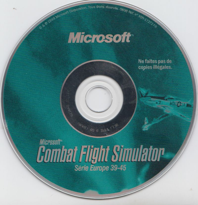 Microsoft Combat Flight Simulator: WWII Europe Series Windows Media