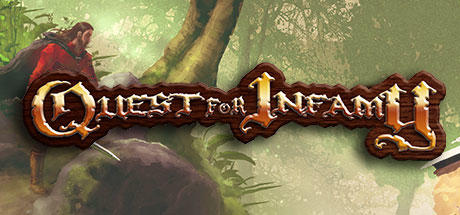 Quest for Infamy Linux Front Cover