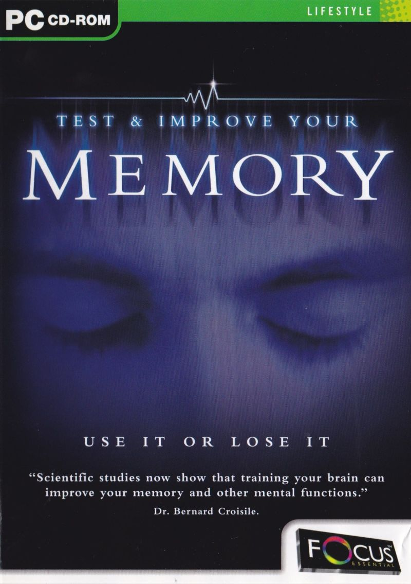 Test & Improve Your Memory