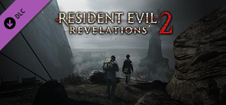Resident Evil: Revelations 2 - Extra  Episode 1: The Struggle Windows Front Cover
