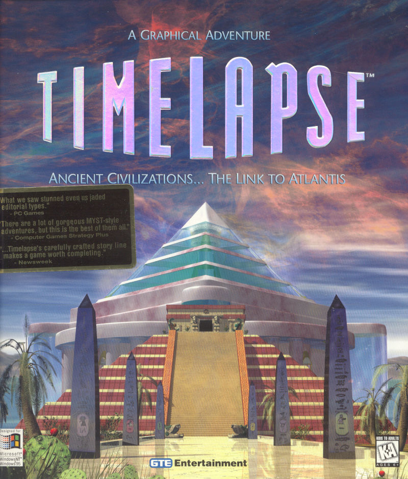 Timelapse For Macintosh 1998 Mobygames
