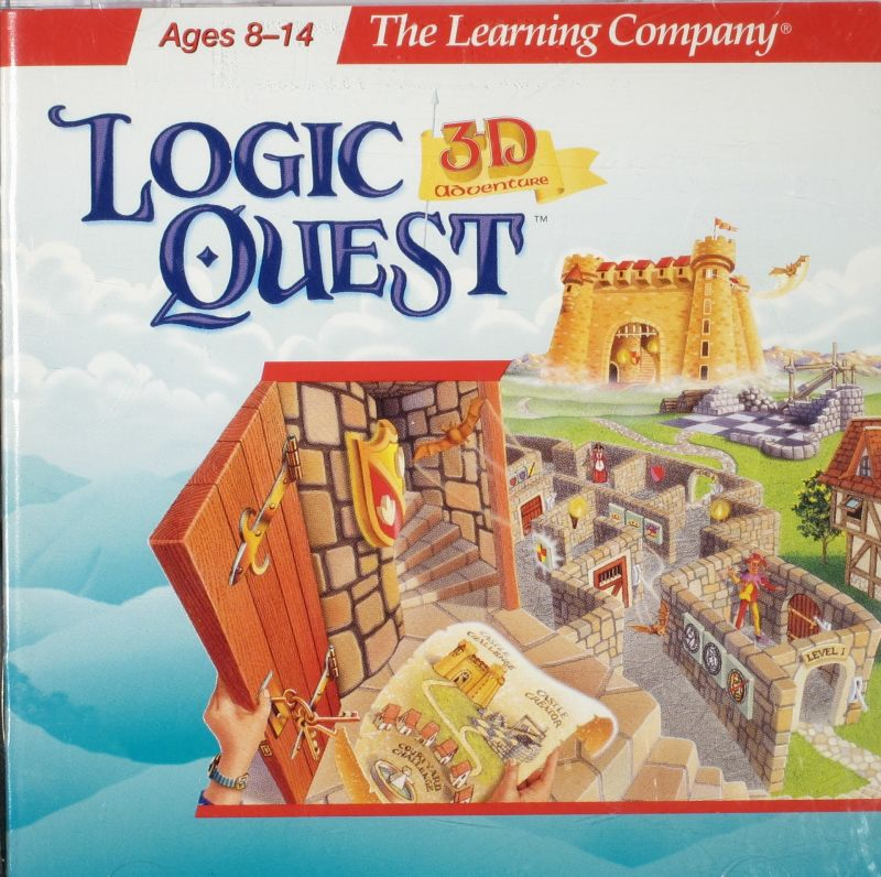 обложка 90x90 Logic Quest 3D Adventure