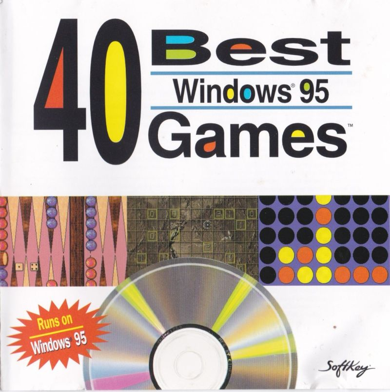 40 Best Windows 95 Games for Windows (1996) - MobyGames