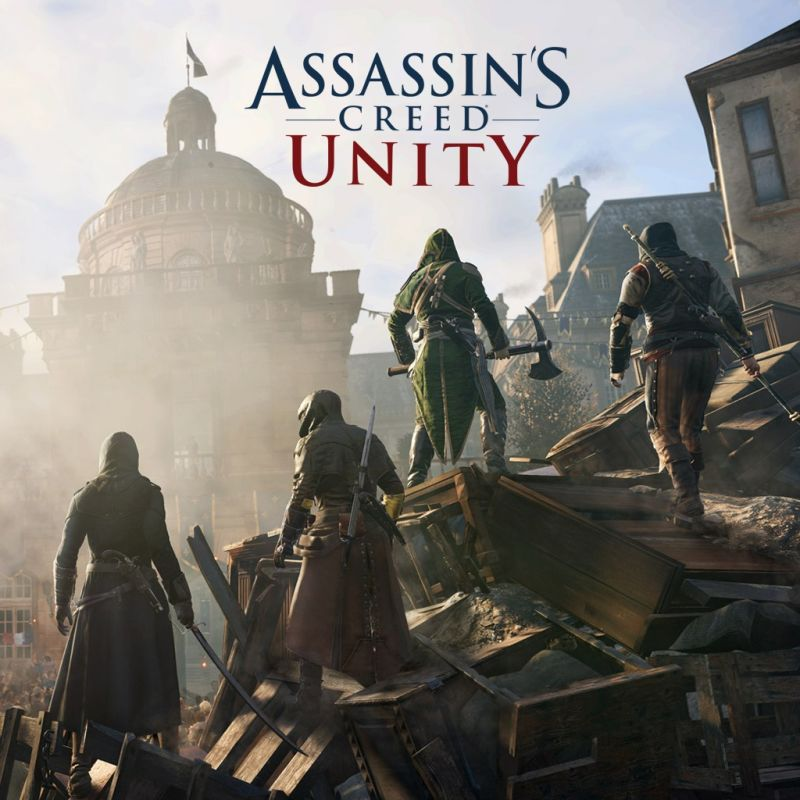 Assassin's Creed: Unity - Underground Armory Pack PlayStation 4 Front Cover