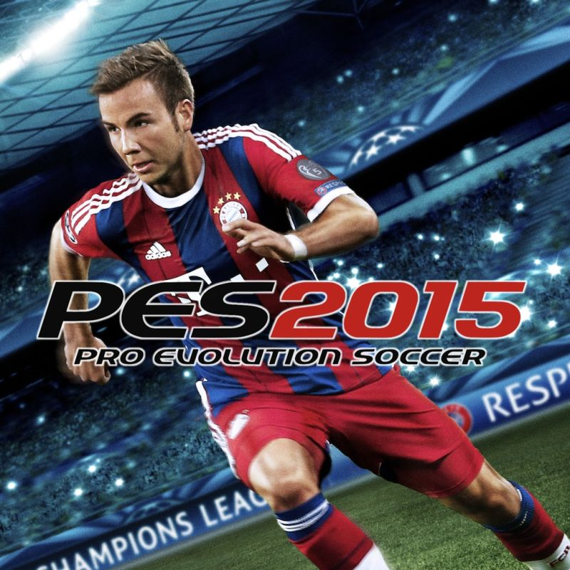 Pro Evolution Soccer 2015 (2014) PC | RePack By R.G. Механики
