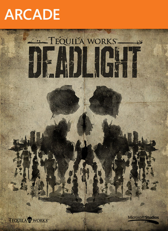 Deadlight Xbox 360 Front Cover