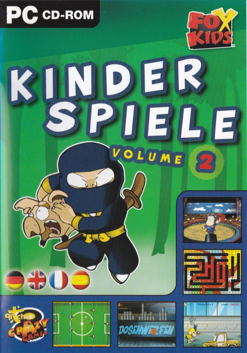 Fox Kids Kinder Spiele: Volume 2