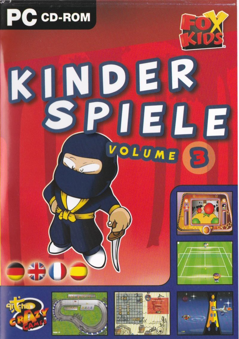 Fox Kids Kinder Spiele: Volume 3
