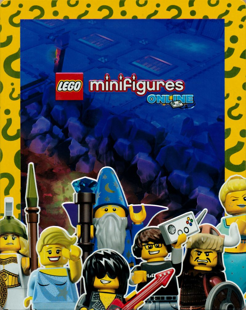 LEGO Minifigures Online (2014) Windows credits - MobyGames