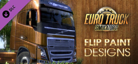 Euro Truck Simulator 2: Flip Paint Designs