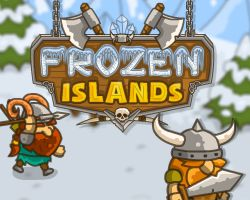 Frozen Islands Browser Front Cover