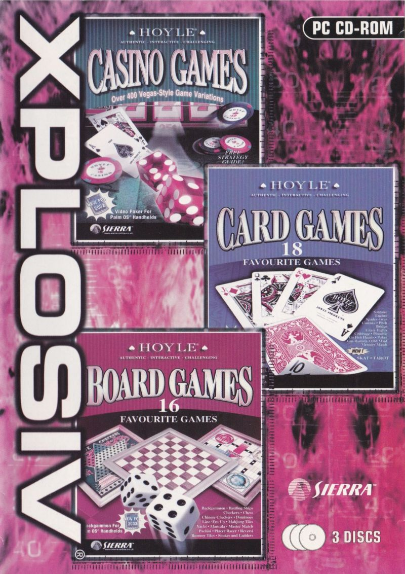 3 Hoyles: Card, Casino and Board Games