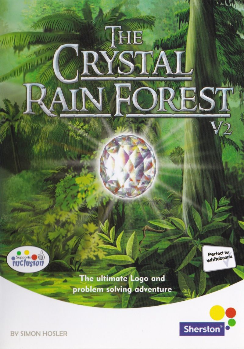 Crystal Rain Forest V2 For Macintosh 2005 Mobygames
