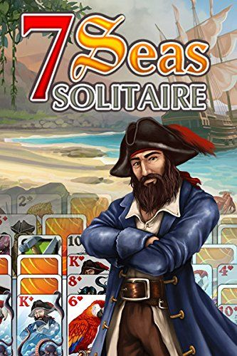 Seven Seas Solitaire Windows Front Cover