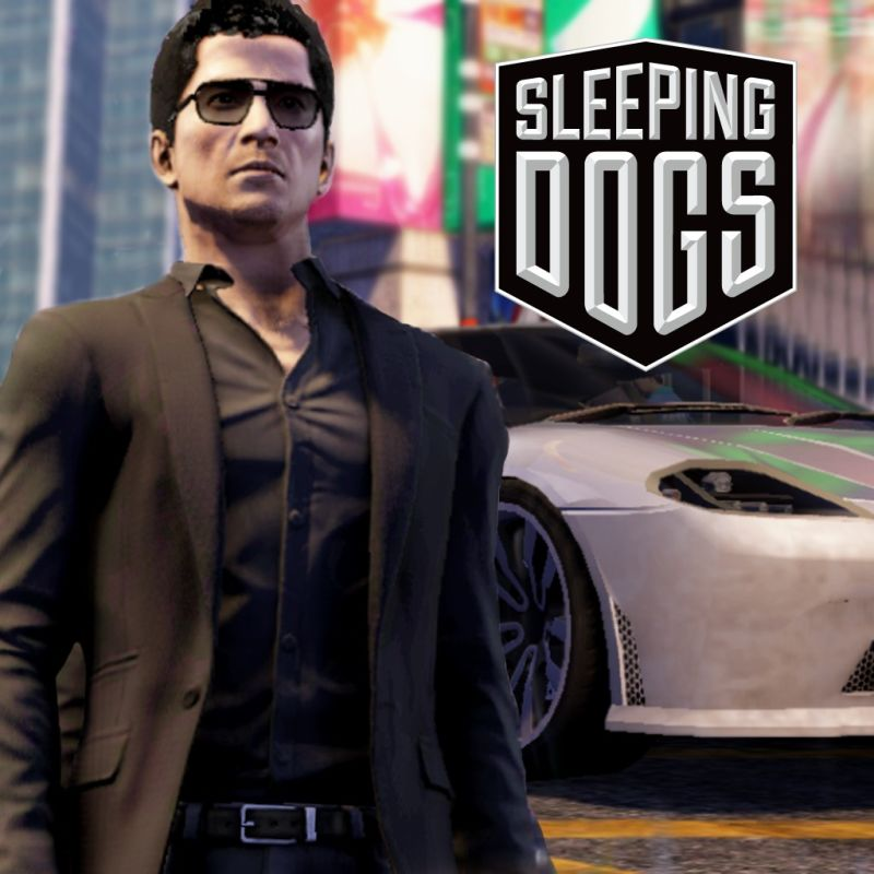 Sleeping Dogs: The High Roller Pack PlayStation 3 Front Cover