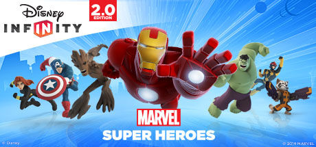 Disney Infinity: Edition 2.0 - Marvel Super Heroes