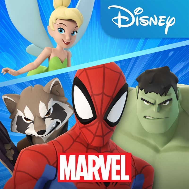 Disney Infinity: Toy Box 2.0 iPad Front Cover