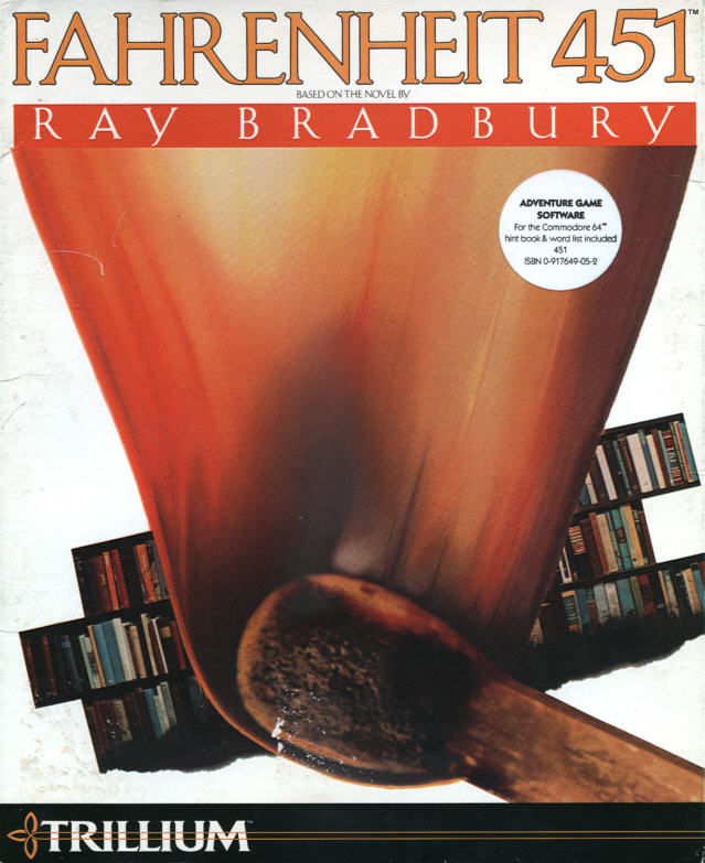 fahrenheit 451 and 1984 the Like 1984, fahrenheit 451 was written shortly after the end of world war ii, when  authors like george orwell and ray bradbury, along with the.