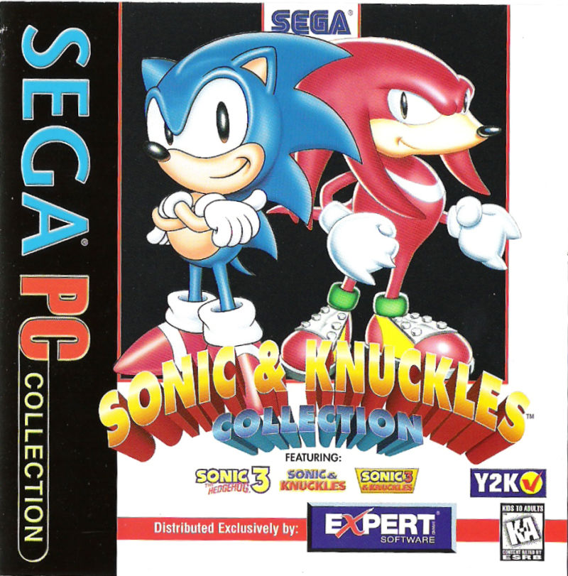 обложка 90x90 Sonic & Knuckles Collection